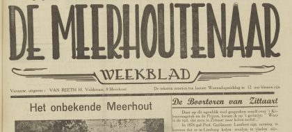 DeMeerhoutenaarWeekblad